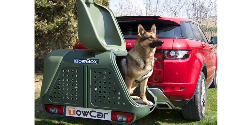 Boxovi za prevoz pasa