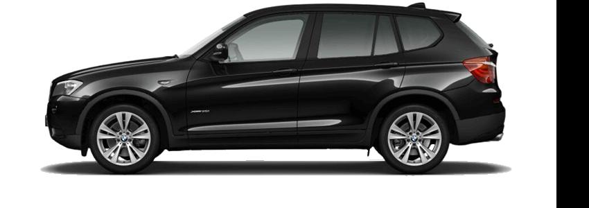 BMW X3 2010-2017