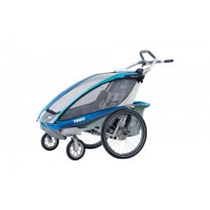 Thule kolica za decu Chariot Chinook2+Stroll/Jog, Blue