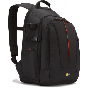 Case Logic foto ranac SLR Backpack, black/red