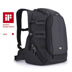 Case Logic foto ranac Luminosity Medium DSLR  Black