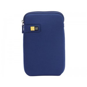 "Case Logic Sleeve EVA-foam 7""  Tablet Sleeve,  blue (ink)"