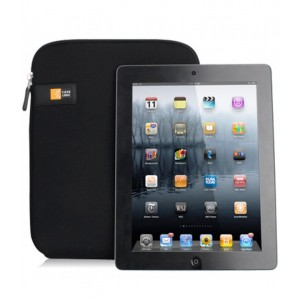 "Case Logic Sleeve EVA-foam 10""  Tablet black"