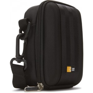 Case Logic Holster Camera Case, Medium, black QPB202K