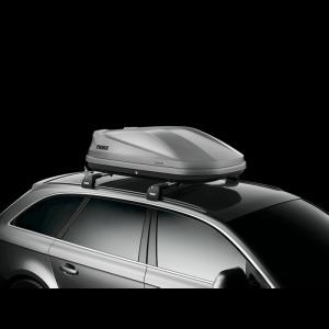 Thule krovni kofer Touring 100 sivi 139x90