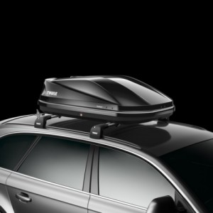 Thule krovni kofer Touring 100 crni 139x90