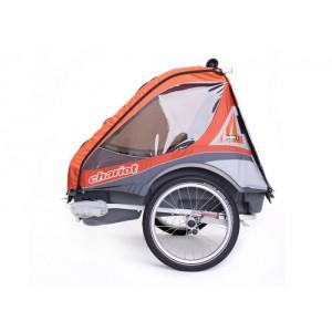 Thule kolica za decu Chariot Corsaire2+Cycle, Apricot