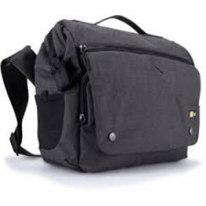 Case Logic foto Torba Reflexion lifestyle dSLR + iPad split large cross-body bag, multiple pockets, removable camera pod, anthracite