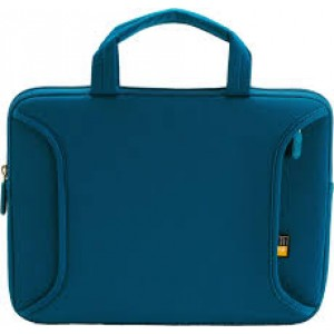 "Case Logic Sleeve Neoprene 7-10"" blue (Ink)"