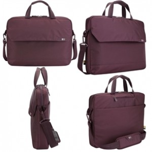"Case Logic Torba Mobile Lifestyle 15.6"" tannin (purple)"