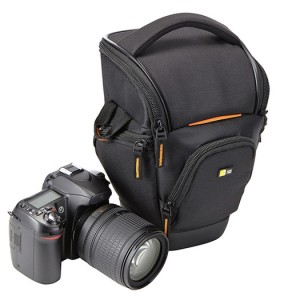 Case Logic Holster SLR Camera Bag black