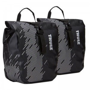 Thule bisage small crne 100075