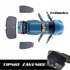 ZAVESICE BMW 3 2005-2012 KAR