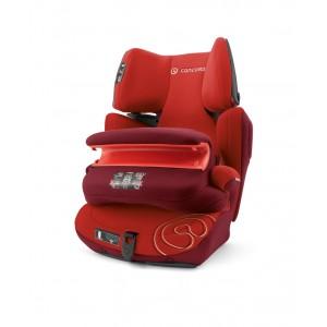 Concord auto sedište za dete Tranformer Pro crveno