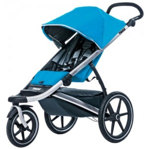 Thule kolica za decu Urban Glide 1, Thule blue