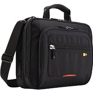 "Case Logic Torba Corporate nylon 16""  black/red"